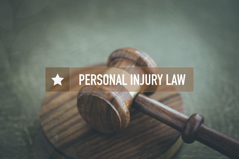 79874138 - personal injury law concept